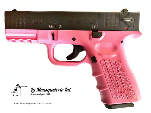 Issc M22 Gen 2 Rose 22Lr  B/4197