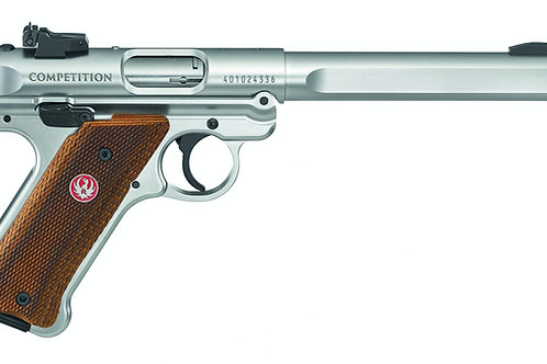 Ruger MK IV competition Inox