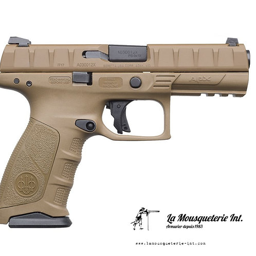 Beretta Apx Tan 9 mm