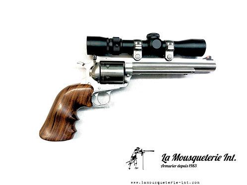 ruger super blackhawk stainless hunter + holster