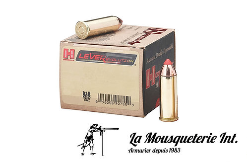 20 Cartouches 44 Mag 225 gr FTX LEVERevolution