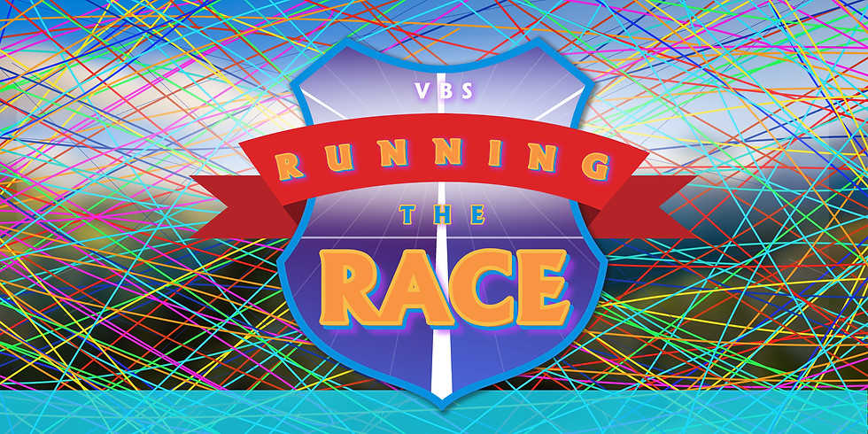 RUNNING THE RACE - VBS