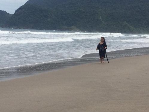 """Vera Orsini (Brasil). """"Caminando"""". Fotografía.                 480 USD"""