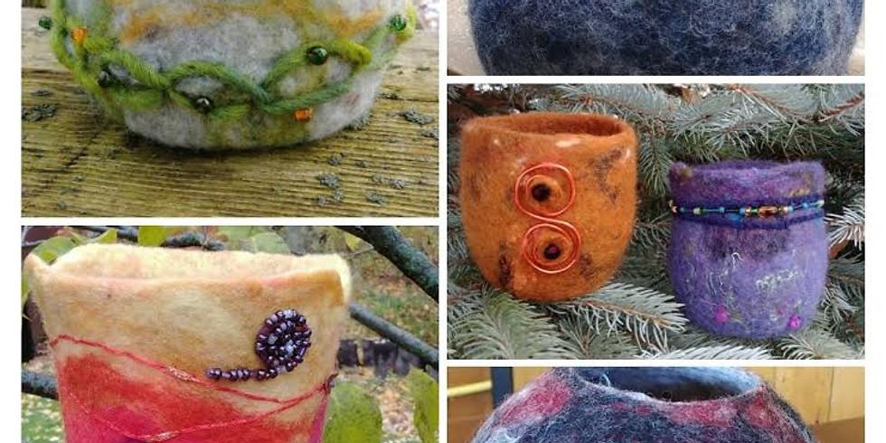 Soft Sculpture Workshop with Anna Armitage