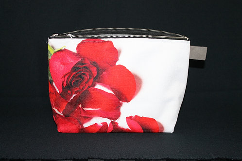Rose Make up bag