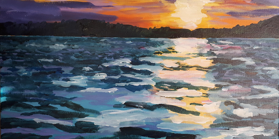 Finding your Inner Muse - Acrylic Basics with Yvonne Snyder6 Classes