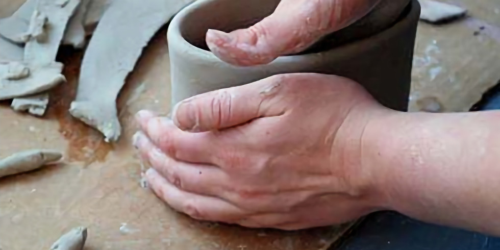 Pottery Hand building with Robert Boyd (5 Weeks) (1)