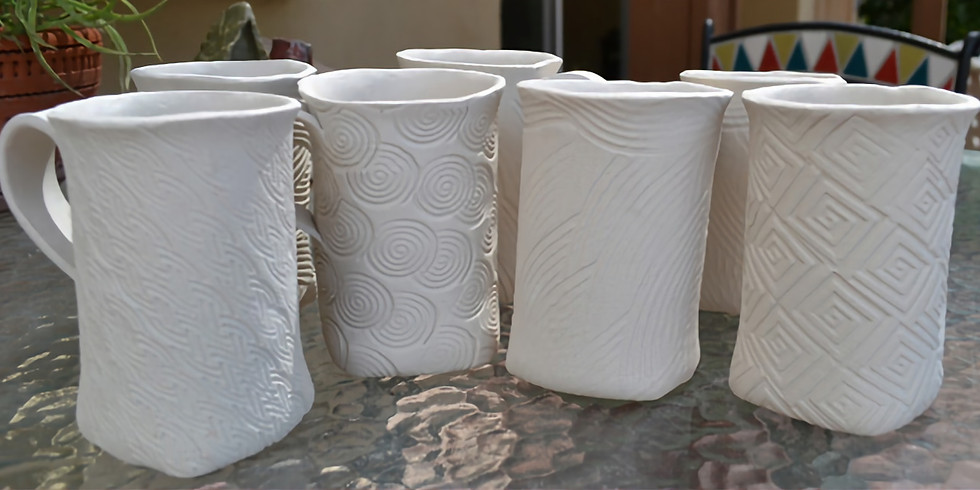 Pottery and Pour with Heather Cnockaert (1 Workshop)