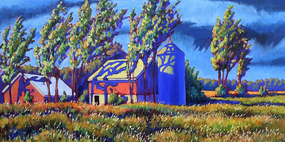 Introduction to Acrylic Painting with Randall Wilson 6 Weeks