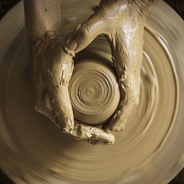 Beginner Pottery Wheel with Karen Robinson (2 Workshops)