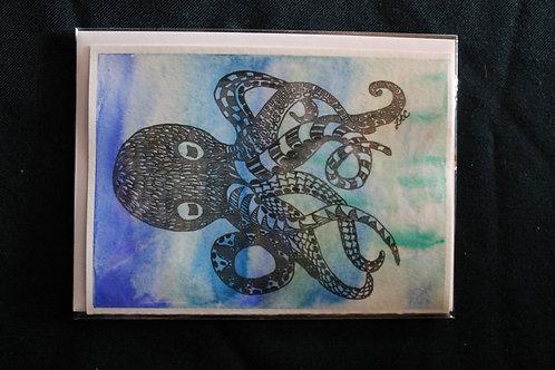 Sea Animal Cards