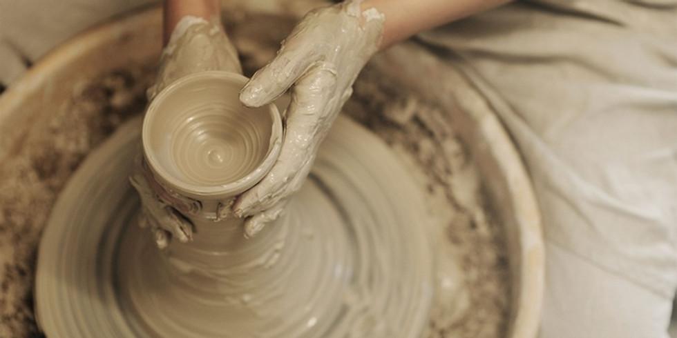 Beginner Pottery Wheel - 4 weeks
