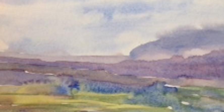 Beginner Watercolours with Pat Duwyn ( 4 Weeks)