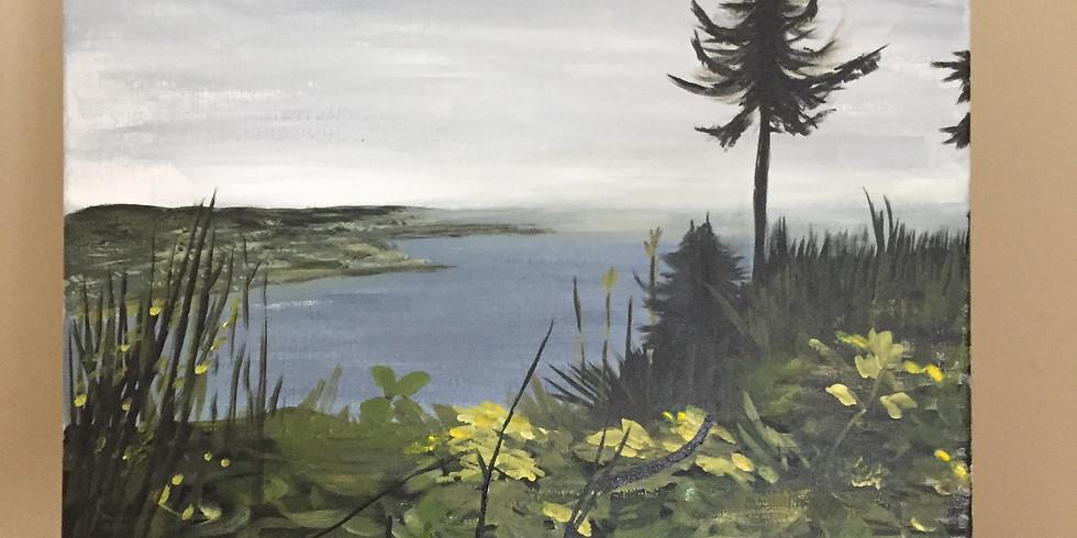 Landscape Painting with Lauren Elfman (4 Weeks)