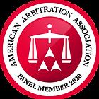 James Keller Lawyer - 2020_AAA_Panel Mem