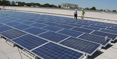 Commercial Solar Installation - St. Loui