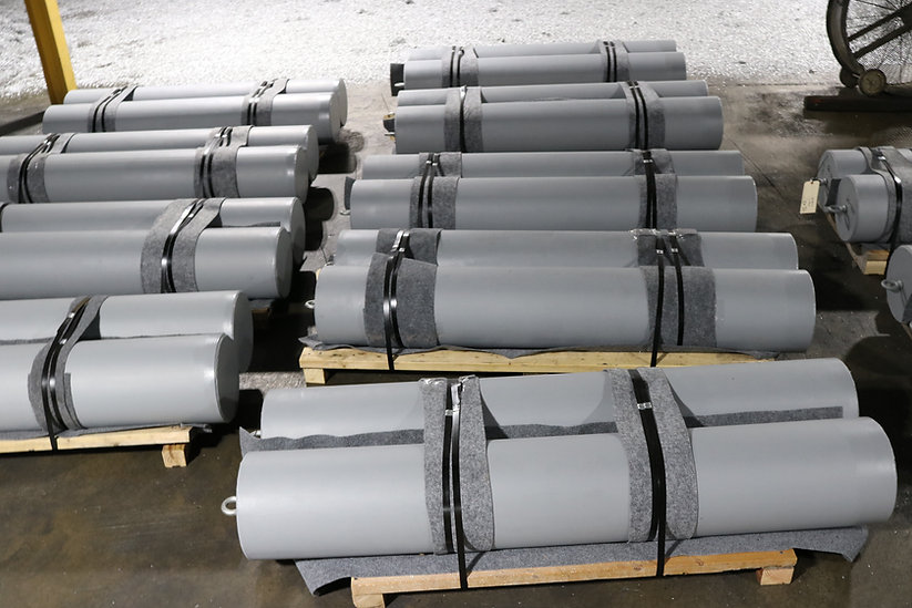 lead weights & counterweights