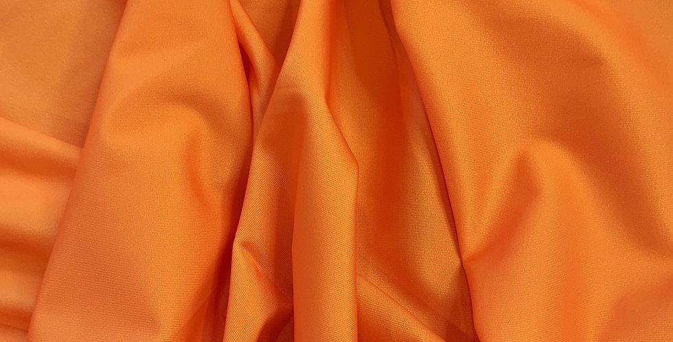 Orange Lycra Remnant
