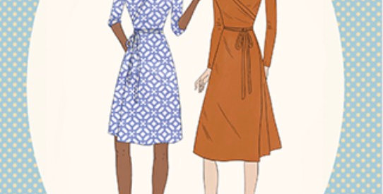 sew over it london meredith dress printed pattern
