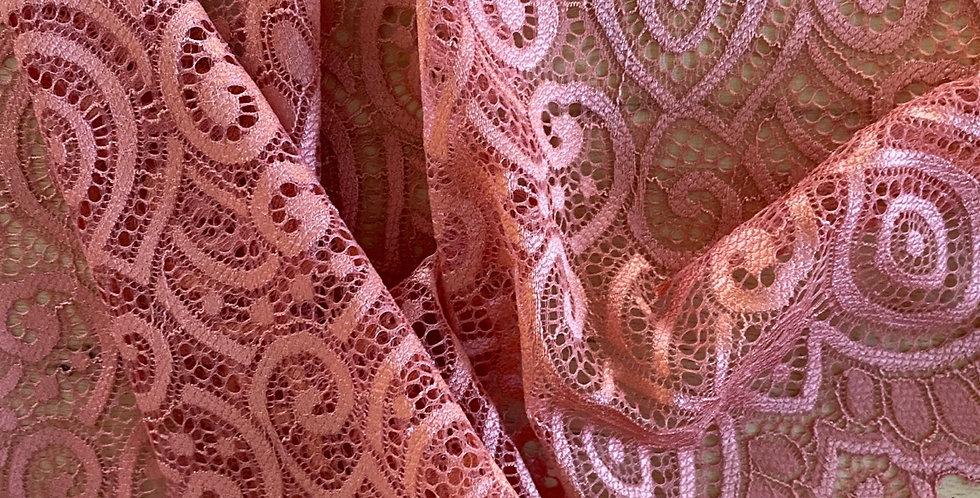 Sienna stretch lace