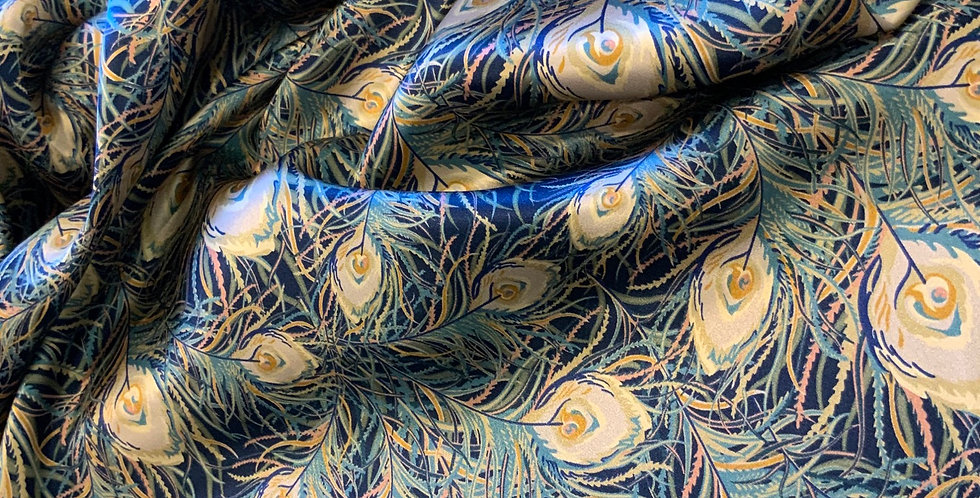 JUNO FEATHER Liberty Belgravia Silk...