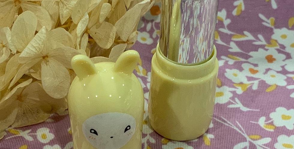 Kawaii Lemon Bunny Needle Case