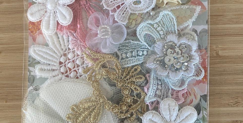 Flower motif pack 13