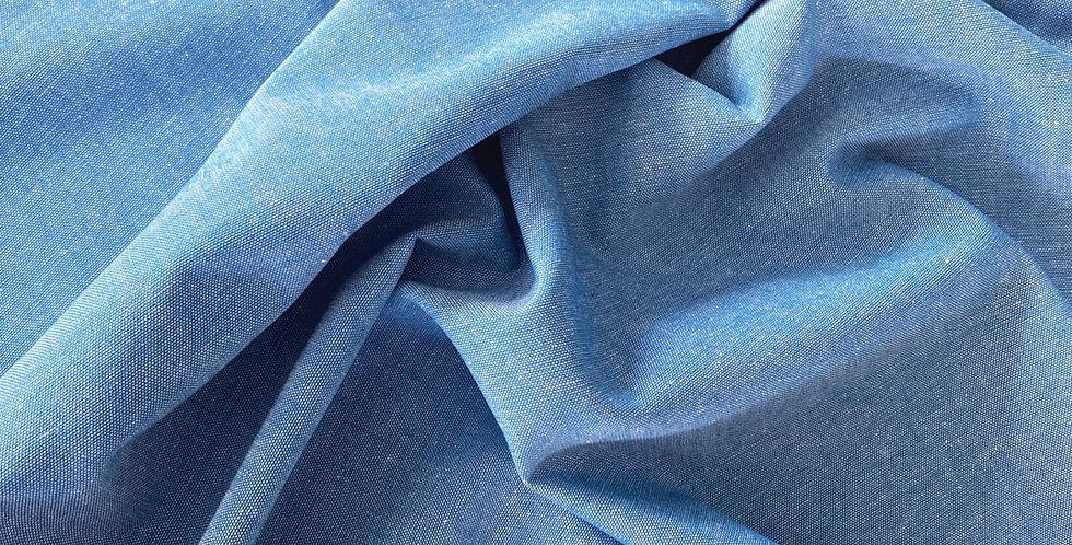 art gallery fabrics endless paradise outland yarn dyed chambray