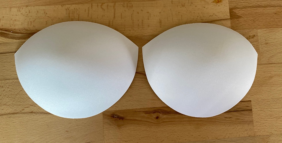 2mm foam bra cups