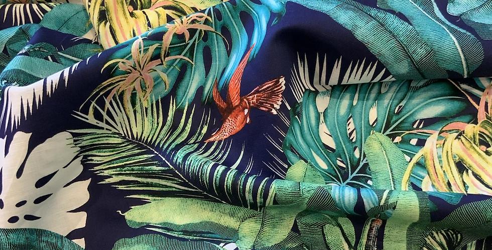 Rainforest Flight Lightweight Linen Silk