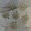 Thumbnail: Gold Flower Charm