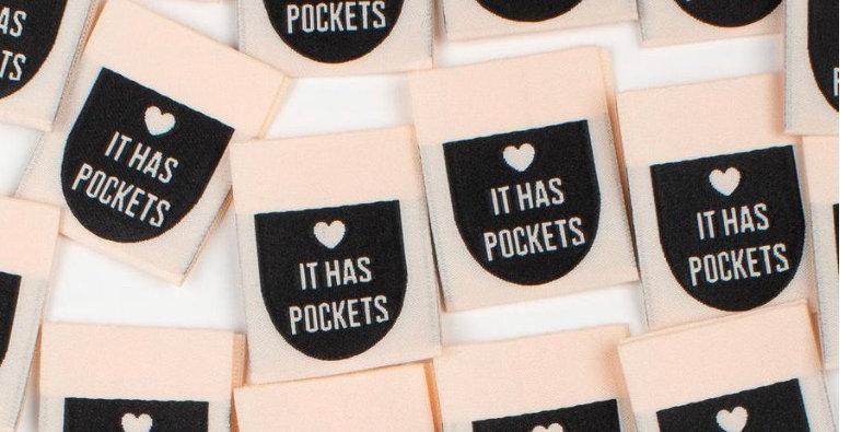 KATM it has pockets labels