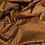 Thumbnail: Heather Copper Stretch Viscose Cotton Velvet...