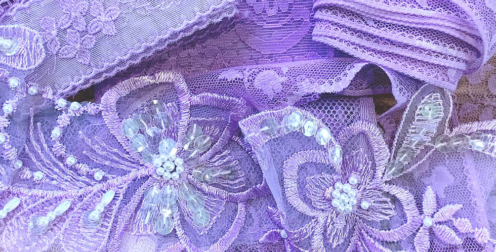 Bright Lilac Couture Pack...