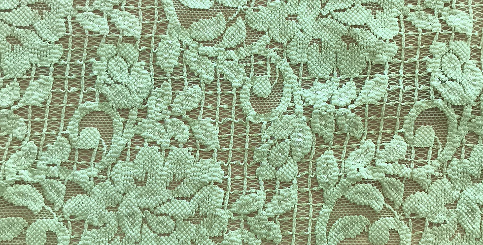 Cardina Lime Stretch Lace....