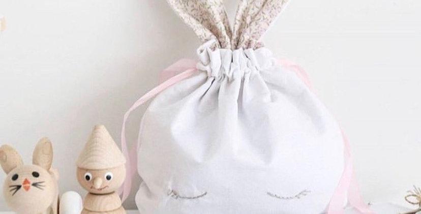 Bunny bag pdf pattern