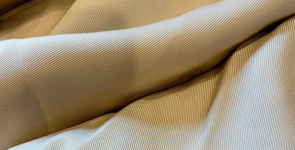 Biscuit Fine Twill Viscose Suiting Remnant