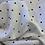 Thumbnail: Navy Mini Spots Linen…