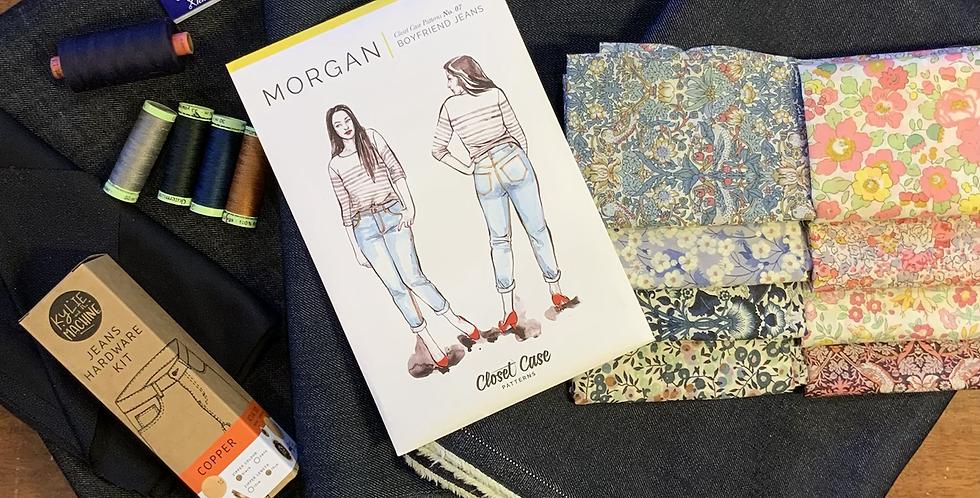 Morgan jeans starter kit *liberty lining