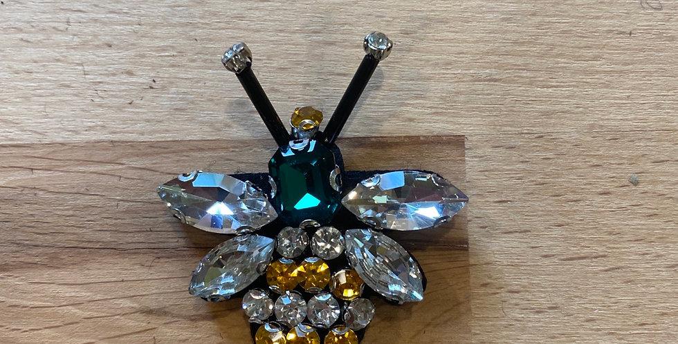 Empire bee motif