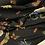 Thumbnail: Lady McElroy COBRA CORSAGE Noir Viscose Jersey…