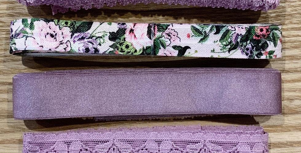 Lilac Bloom Stretch Trim Pack...