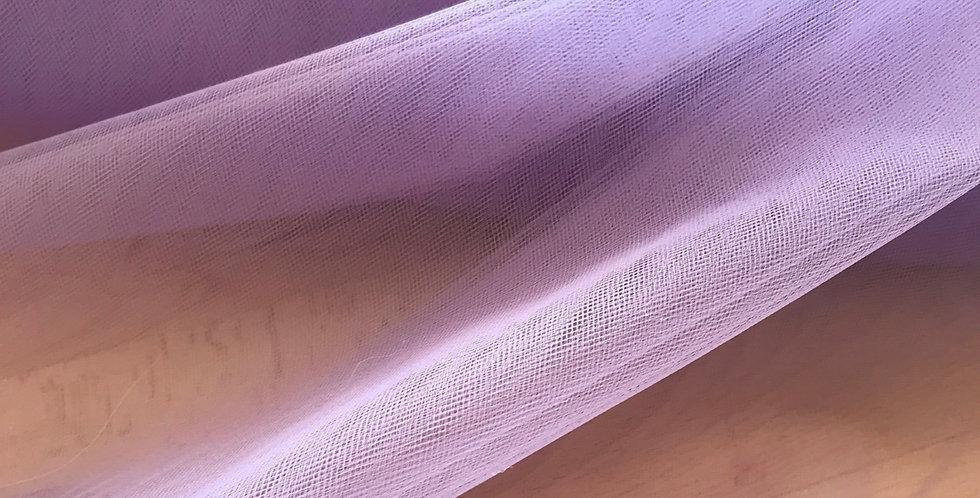 Grape bridal tulle