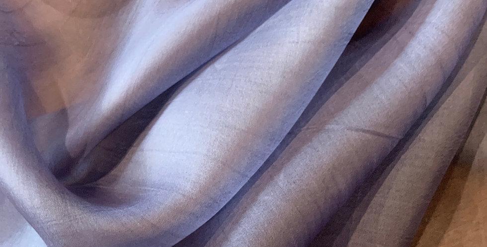 Wisteria Fine Silk Organza...