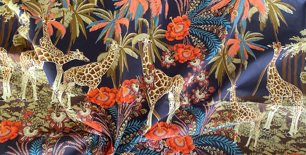 lady mcelroy botswana woodland panel print marlie care lawn