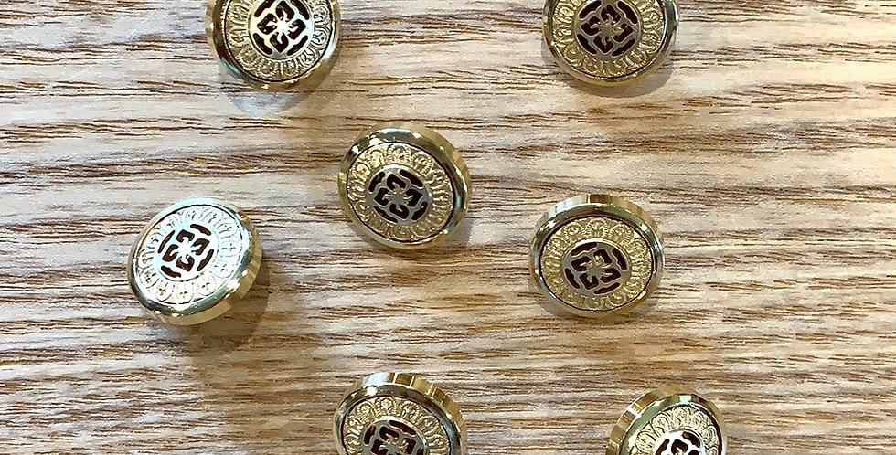 Royal 15mm Button
