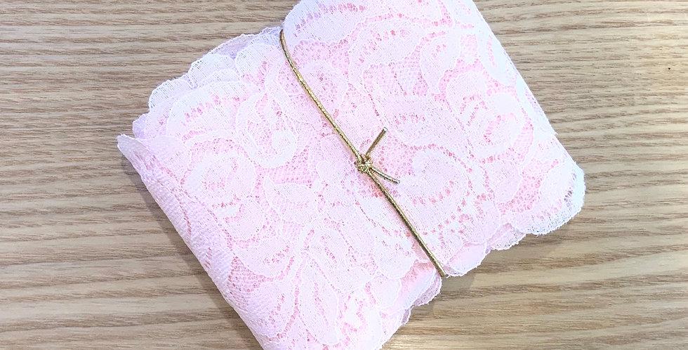 5mtr Bundle Pink Garden Vintage Lace...