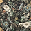Thumbnail: Lady McElroy BOTANICAL DARK NAVY Linen Look Jersey…