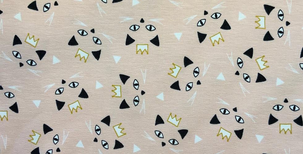 Princess Kitty Domotex French Cotton Spandex Knit...