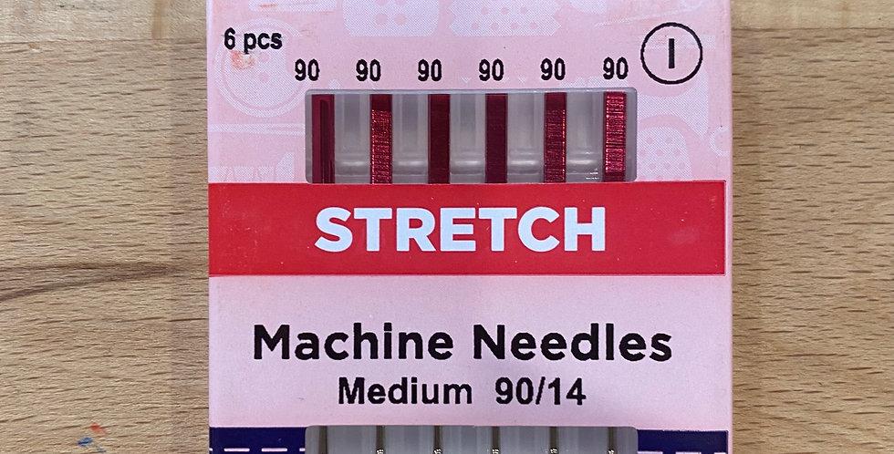 Size 90 Heavy Stretch Machine Needles